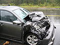 Falmouth Car Accident Attorney News:  Two Car Crash Snarls Traffic