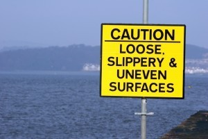 Can You Get Compensation When Signs Were Posted?