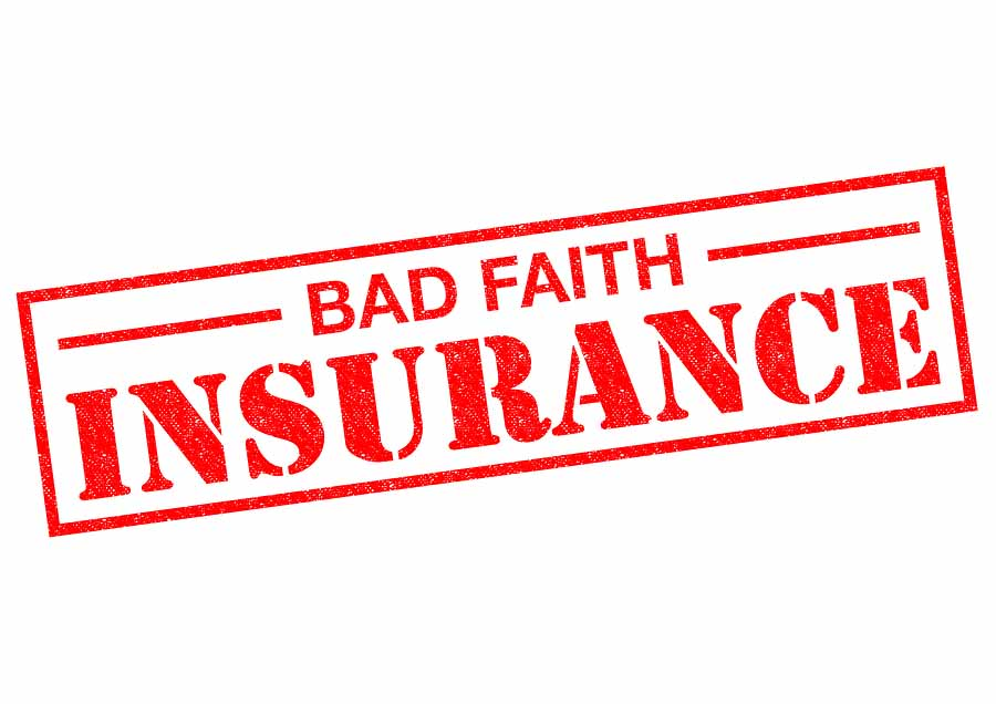 Is Your Insurer Acting in Bad Faith?