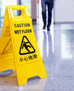 How to Start a Slip and Fall Injury Claim in New Bedford