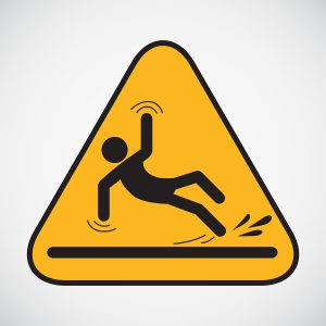 How Posted Signage Affects Your Slip and Fall Accident in Providence, RI