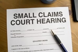 Crucial Steps to File a Small Claims Lawsuit in Hyannis