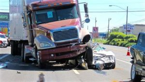 Providence Truck Accident Attorney: Proving Negligence in Trucking Accidents