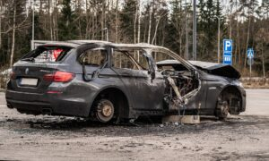 Who is Responsible a Multi-Car Accident in New Bedford, MA?